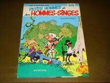 SERON Les Petits Hommes N°14 et des Hommes-Singes EO
