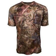 King's Camo Hunter Series Short Sleeve Shirt Mountain Shadow