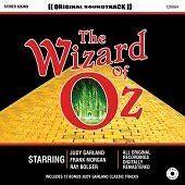 Wizard of Oz OST Original Soundtrack CD (12 bonus tracks - Judy Garland)