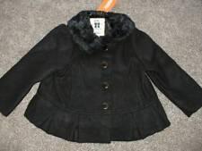 Gymboree City Kitty Black Coat Size 6-12 12-24 months 12-18 18-24 NWT NEW Jacket