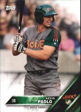 2016 Topps Pro Debut Baseball #9 Kevin Padlo Boise Hawks