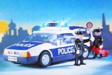 Playmobil -- Pièce de rechange -- Voiture police 3904  --