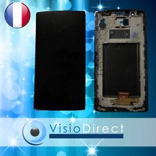 """Ecran complet pour LG G4 H815 5.5"""" NOIR Vitre tactile + LCD sur chassis"""