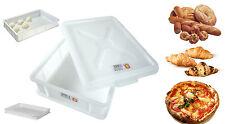 Cassetta impasto contenitore service per palline pizza pane varie misure novità