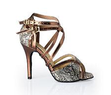 Women's Dance Shoes Heel 8.5cm Prom Latin Jazz Chacha Ballroom Salsa Tango Waltz