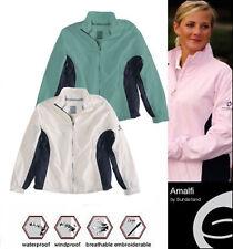Ladies Lightwight Water/ Wind Proof Golf Jacket Amalfi Sunderland