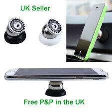 Universal 360 Degree Rotation Magnetic Mount Phone Holder Car Dashboard Bike UK