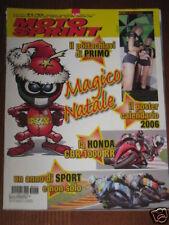 MOTOSPRINT 2005/51-52 HONDA CBR 600/1000 RR CAIROLI MX2