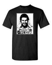 Pablo Escobar Mugshot Men's Tee Shirt 1655