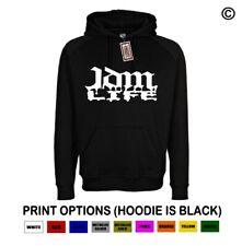 JDM #38 Hoodie Sweatshirt Street Racing Shirt Japanese Flag Illest Import Stance