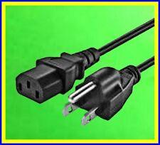Power Cords 2, 3, 5, 6, 10 110/120 '/ft/feet vac, 18 guage (Quantity 1)