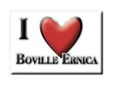 CALAMITA LAZIO FRIDGE MAGNET MAGNETE SOUVENIR LOVE BOVILLE ERNICA (FR)