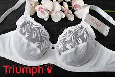 Triumph sujetador floral leaves W nuevo