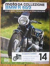 FASCICULE 14 MOTO  BMW R 60/2