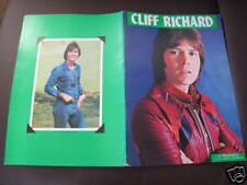 Cliff Richard 1974 Japan Tour Book Concert Program Shadows