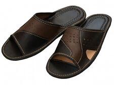 Pantofole da uomo-Taglia 40-46 - echt Leder-Clogs, Ciabatte-XC 60