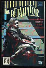 THE RETALIATOR US ECLIPSE COMIC VOL.1 # 2/'92