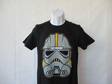 Pittsburgh Steeler Football Fun Star Wars StormTrooper Adult Black - S-3XL New