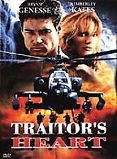 Traitors Heart (DVD, 2001) - Like New