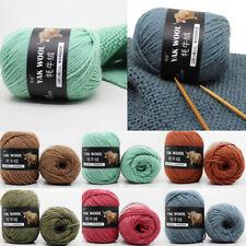100 g Yarn Balls Wool Yak Wool Hand Knitting Yarn Crochet Yarn Baby Fashion DIY
