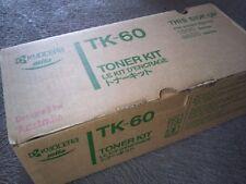 Kyocera toner TK - 60 genuine ecosys printer 1800 3800