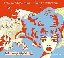 NEW - Pleasure Vibrations by Seksu Roba