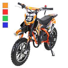 Kinder Mini Enduro Crossbike Gepard 49 cc 2 takt Motorcrossbike Pocketbike