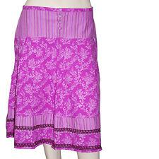 CHIPIE jupe imprimé rose  femme