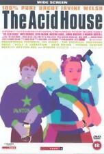 The ACID HOUSE dvd IRVINE WELSH Martin Clunes KEVIN MCKIDD Ewen Bremner drugs