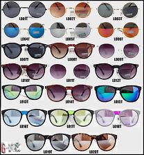 Occhiali Da Sole UNISEX Cool Nerd Fashion Jhonny Tondi Specchio Vintage MODA