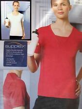 Damen Fitness Shirt Sport Training T-Shirt Kleidung Top Ausdauer Jogging NEU