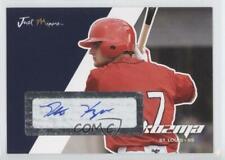 2008 Just Minors Autographs Autographed #39 Peter Kozma St. Louis Cardinals Auto