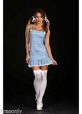 DREAMGIRL 7795 Womens Country Girl Starter Dress Costume several sizes reg $45