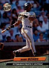 1992 Ultra Baseball Card Pick 251-500