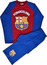 Boys Barcelona Football Club Pjs Pyjamas Personalise with Name (BFC6)