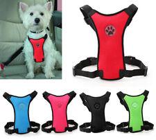 Mesh Pet Dog Car Harness Small Large Dog Vehicle Seat Belt Vest for Dogs 4 Color