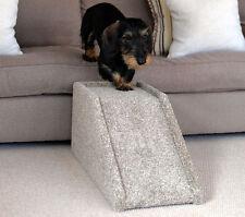 Rampa per cani fatti a mano Indoor Animale Domestico Gatto Cane Letto Divano GRADINI SCALE PORTATILE LEGGERO