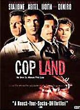 Cop Land  DVD Sylvester Stallone, Harvey Keitel, Ray Liotta, Robert De Niro, Pet