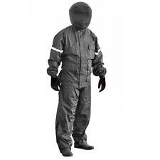 Combinaison anti-pluie pluie BREAK Costume Moto de en noir taille S à XXL