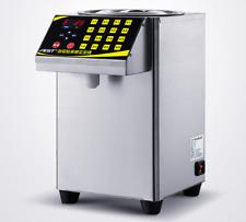 New Bubble Tea Equipment Fructose Quantitative Machine Fructose Dispenser 220V