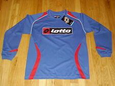 Nwt Lotto Italian Sport Design Dry-Sync Soccer/Futbol Goalkeeper Jersey Mens S/M