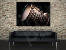 Rocket Engine Canvas Art Poster Print Home Wall Decor