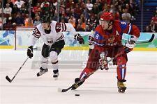 Alexander Ovechkin Russia 2010 Olympics breakaway  8x10 11x14 16x20 photo 1146