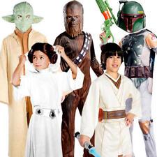 STAR Wars Kids Costume giornata mondiale del libro settimana carattere Ragazzi Ragazze Costume Nuovo