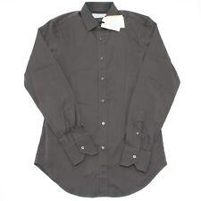 95636 camicia MAURO GRIFONI STRETCH MANICA LUNGA camicie uomo shirt men