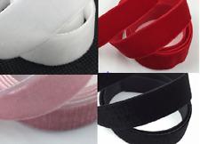 20mm velvet ribbon  1meter for craft, jewellery making