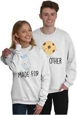 Relationship Boyfriend Girlfriend Matching Crewneck Sweat Shirts Sweatshirts