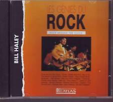 BILL HALEY rock around the clock CD)  (les genies du rock editions atlas)