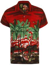 LOUD MENS ALOHA HAWAIIAN SHIRT HAWAII HOLIDAY BEACH STAG SUMMER PARTY PARADISE