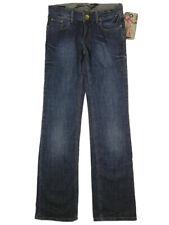 Jeans donna Seven7 Tg. W27 IT 40-42 Cotone Bootcut Stretch Vintage Original